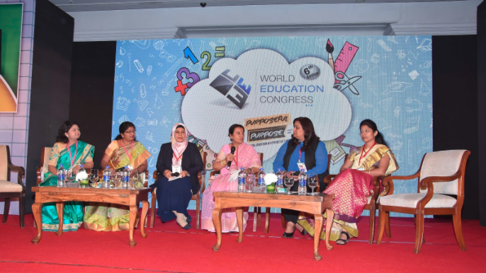 Solve Education! at the World Education Congress 2017