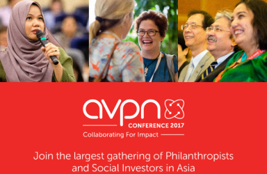 Highlights from the AVPN Conference 2017